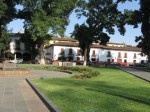 Patzcuaro - main square